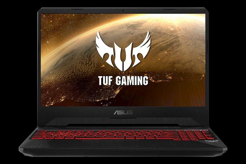 נייד TUF Gaming FX505DY (מקור אסוס)