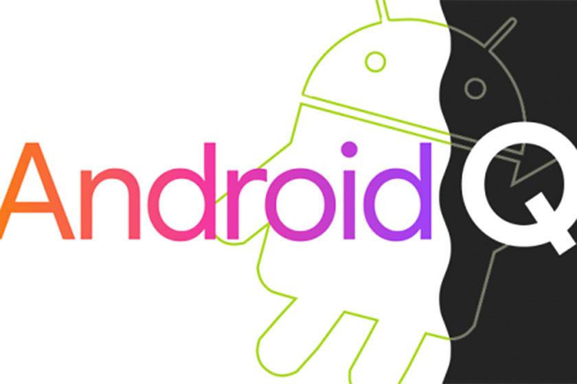 Android Q (תמונה: XDA)