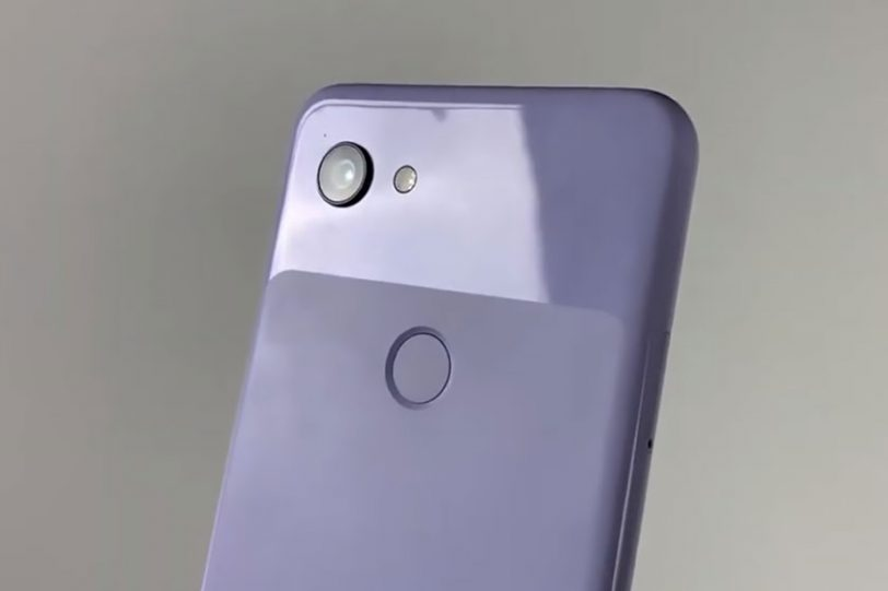 Google Pixel 3 Lite (תמונה: Youtube)