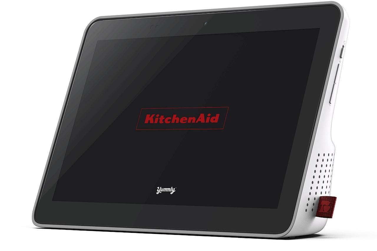 מסך חכם KitchenAid Smart Display (מקור Whirlpool)