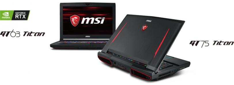 סדרת ניידי GT (מקור MSI)