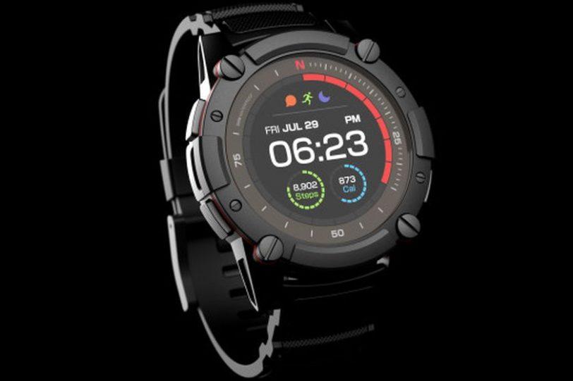 שעון PowerWatch 2 (מקור MATRIX)