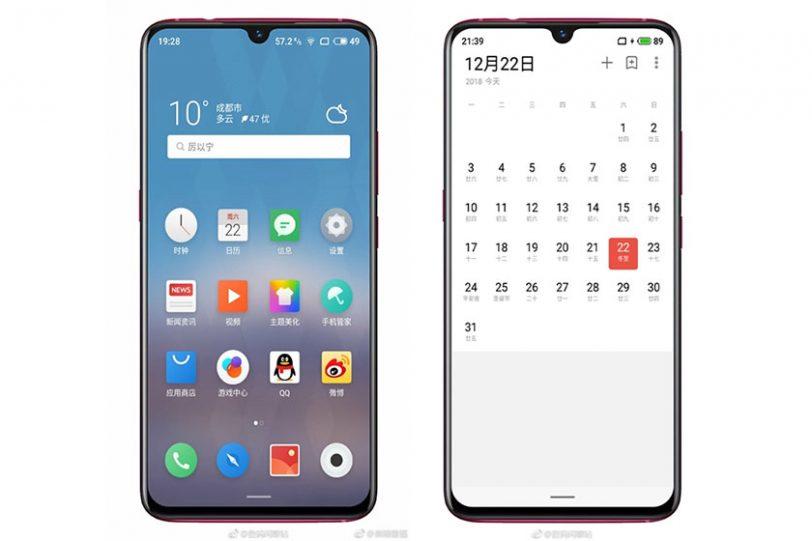 Meizu Note 9 (תמונה: IThome)