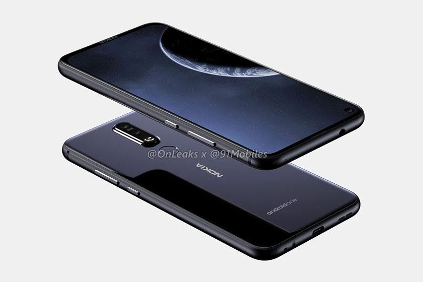 Nokia 8.1 Plus (תמונה: 91mobiles)