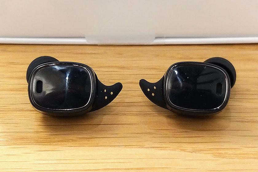 אוזניות QCY T1 Pro (צילום: צחי הופמן)