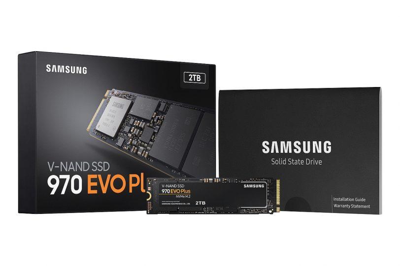 כונן SSD EVO 970 Plus (מקור סמסונג)