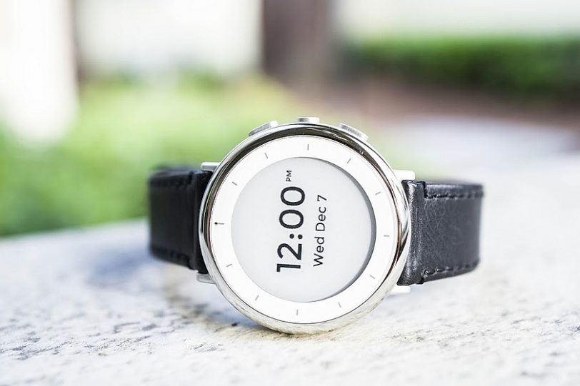 שעון Study Watch (מקור verily)