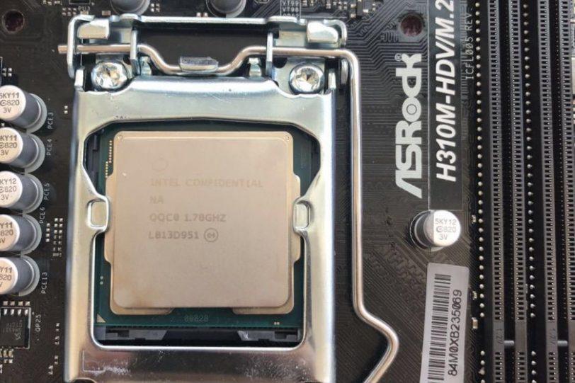 מעבד Core i9-9900T (מקור tomshardware)