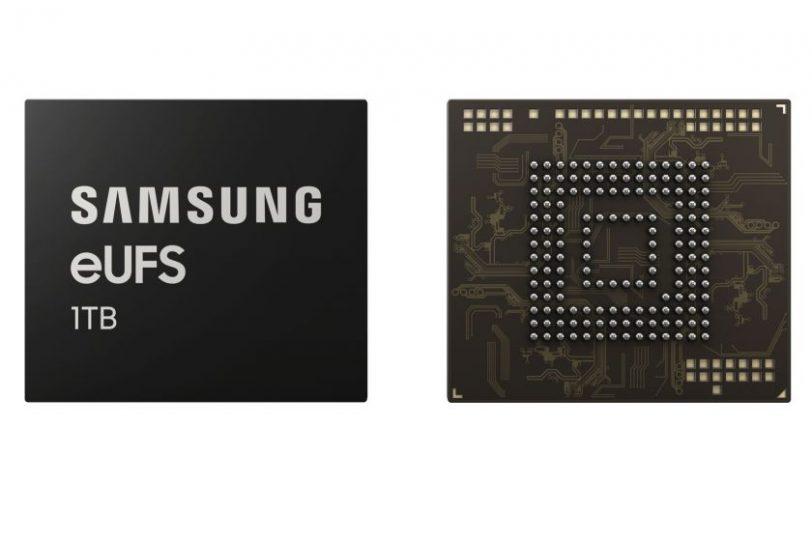שבב זיכרון eUFS 2.1 1TB (מקור סמסונג)