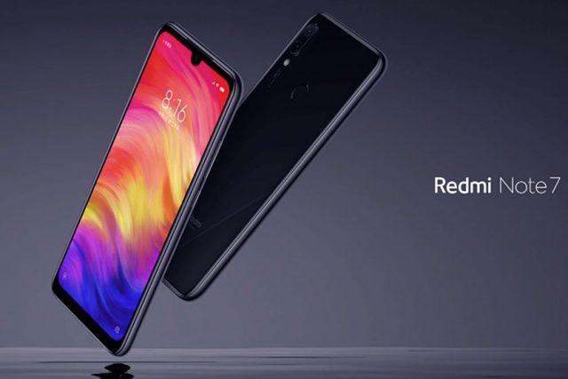 הוכרז: Xiaomi Redmi Note 7 – עם מסך 6.3 אינץ', מצלמת 48 מגה-פיקסל ומחיר נמוך