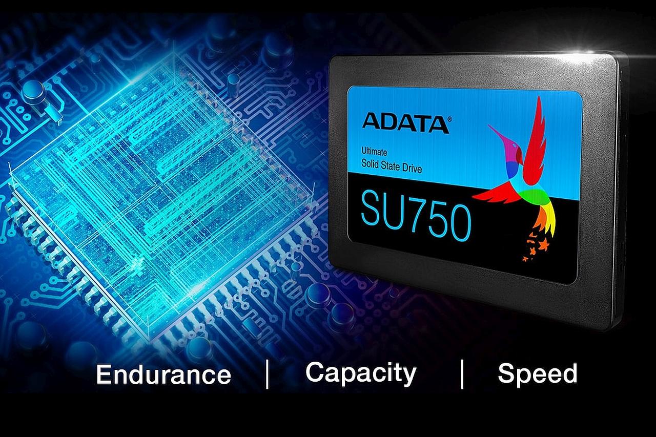 כונן SSD SU750 (מקור ADATA)