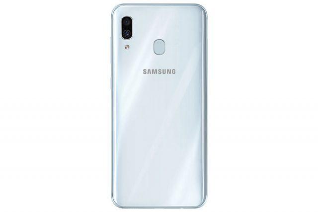 Galaxy A30 (תמונה: סמסונג)