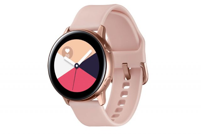 Galaxy Watch Active (תמונה: Winfuture)