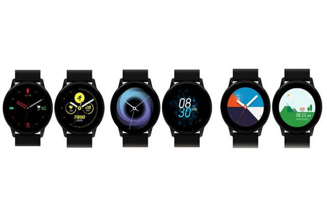 Galaxy Watch Active Tizen OS (תמונה: WinFuture)