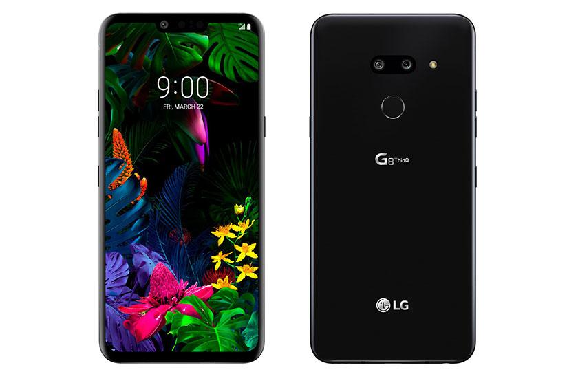 LG G8 ThinQ (תמונה: evleaks/twitter)