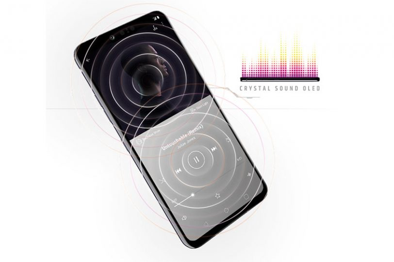 LG G8 ThinQ (תמונה: LG)