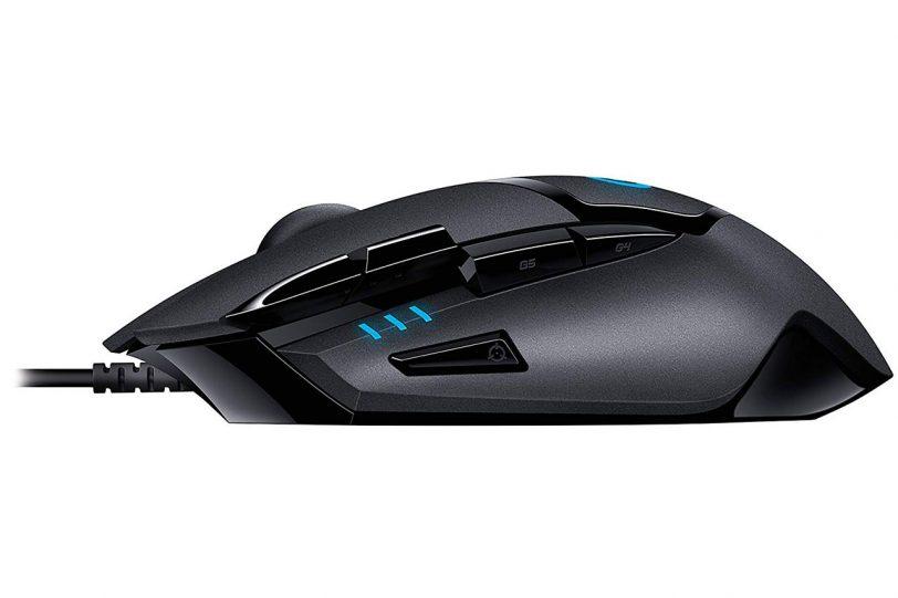 עכבר גיימינג Logitech G402 (תמונה: Logitech)