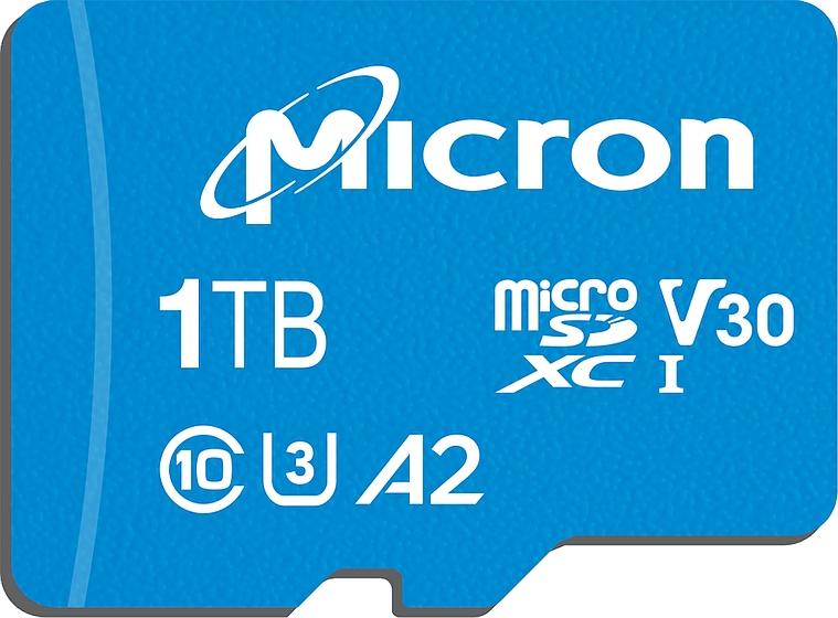 כרטיס זיכרון Micron 1TB (מקור מיקרון)