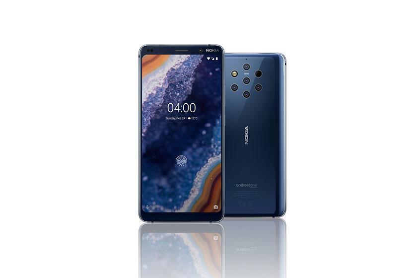 Nokia 9 Pureview (תמונה: HMD Global)