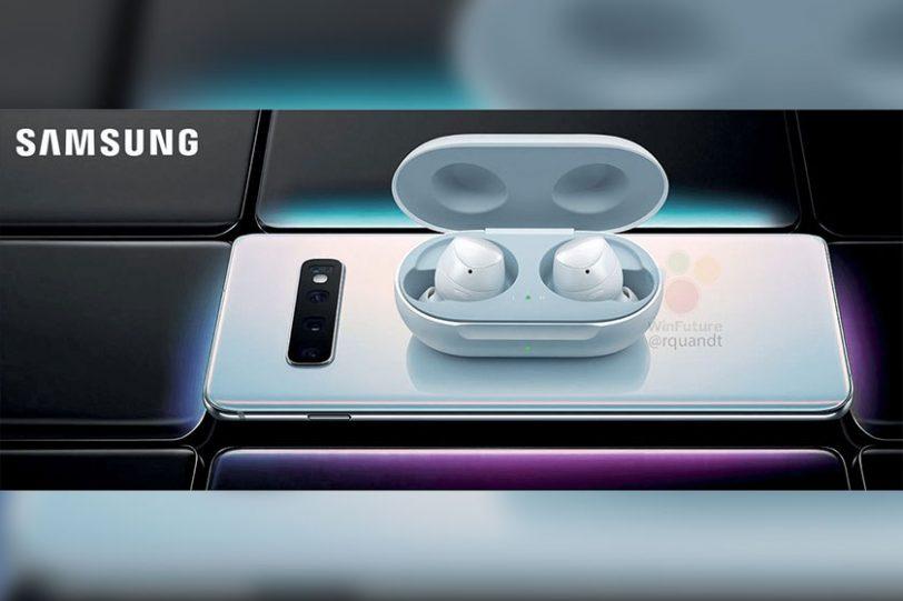 Samsung Galaxy Buds (תמונה: Winfuture)