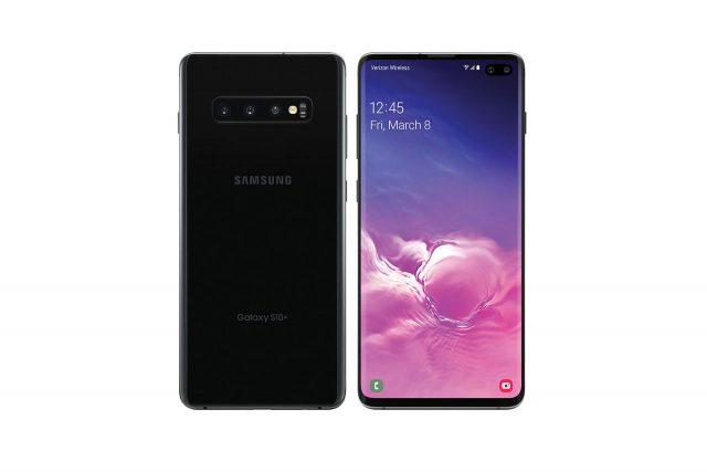 Galaxy S10 Plus (תמונה: Samsung)