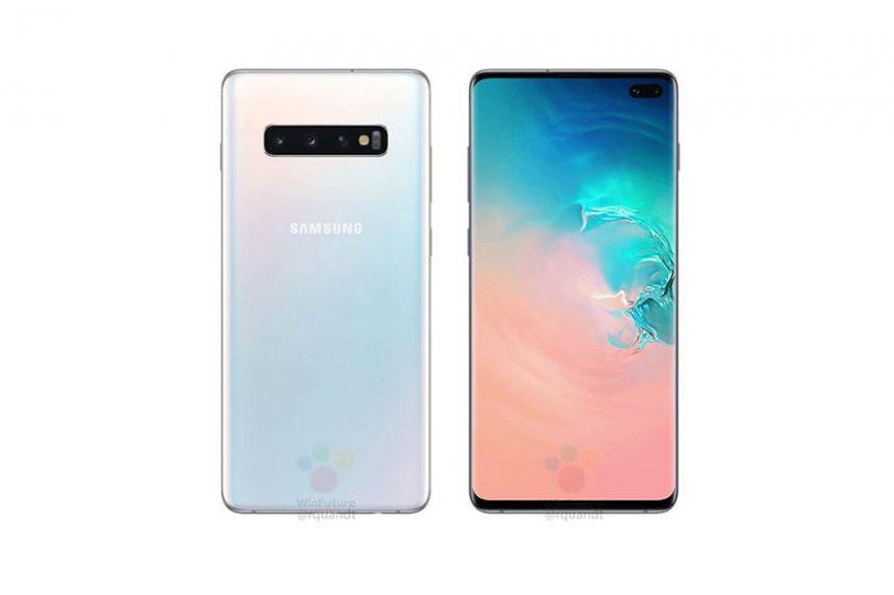 Samsung Galaxy S10 Plus (הדלפה)