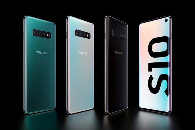 הוכרזו: Samsung Galaxy S10 ו-Galaxy S10 Plus – עם מערך צילום משולש וסורק טביעות אצבע במסך