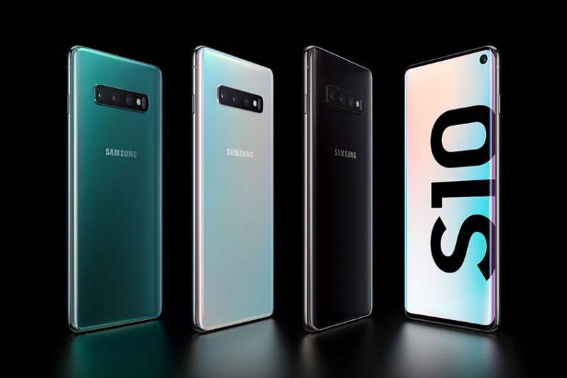 Galaxy S10 (תמונה: Samsung)