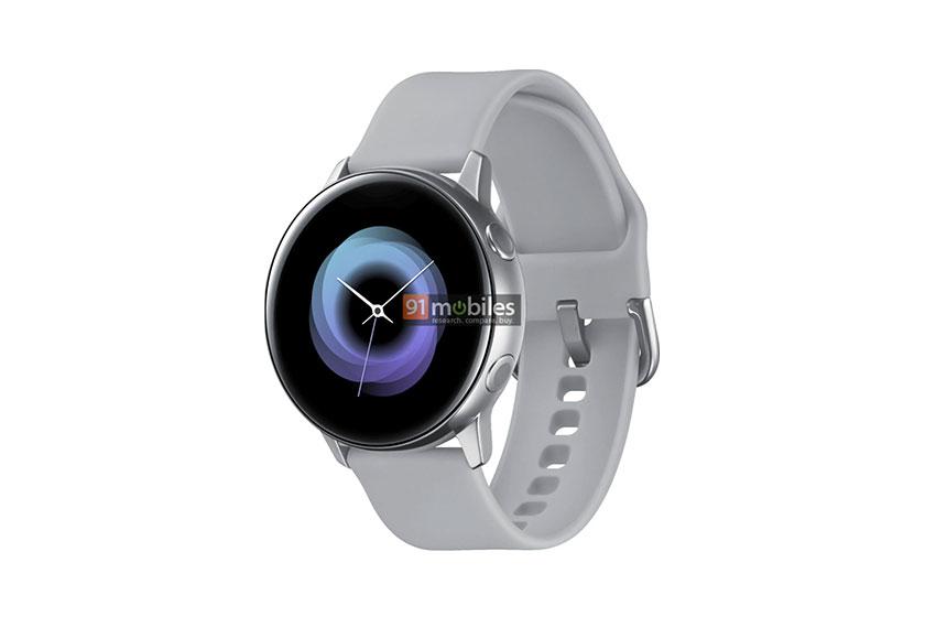 שעון ספורט Galaxy Watch (תמונה: 91mobiles)
