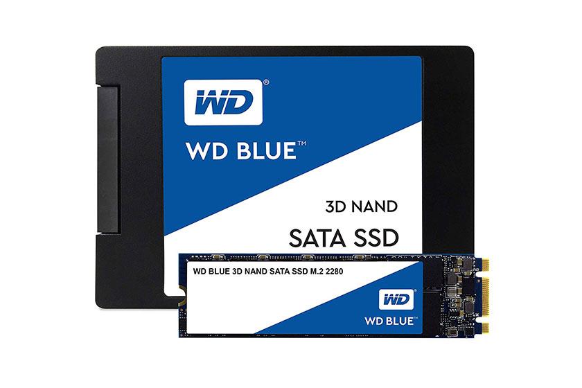 כונן SSD מבית WD (תמונה: Western Digital)