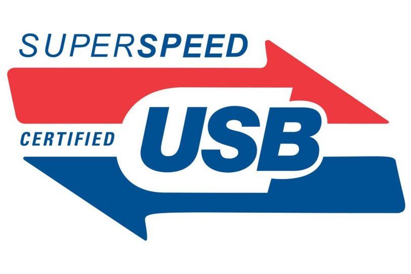 חיבור SuperSpeed USB (מקור USB)