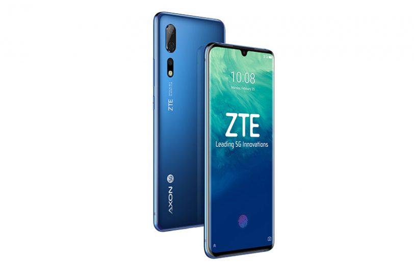 ZTE Axon 10 Pro 5G (תמונה: prnewswire)