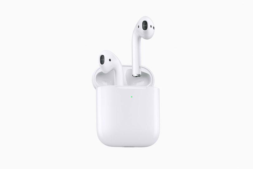 אוזניות Airpods 2 (תמונה: Apple)