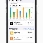 מסך ניהול ההוצאות השבועי (מקור אפל)