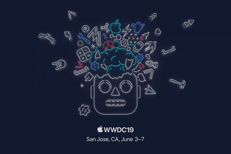 הזמנה לכנס המפתחים WWDC 2019 (תמונה: Apple)