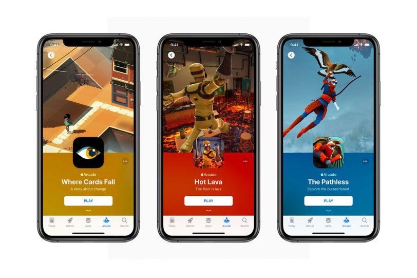 Apple Arcade (תמונה: Apple)