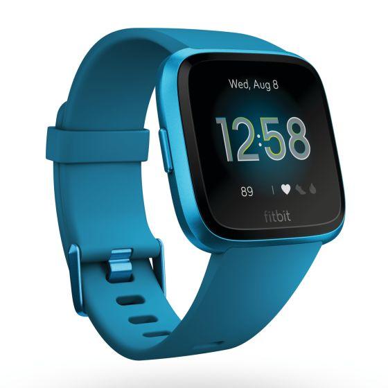 Fitbit Versa Lite - כחול (מקור fitbit)