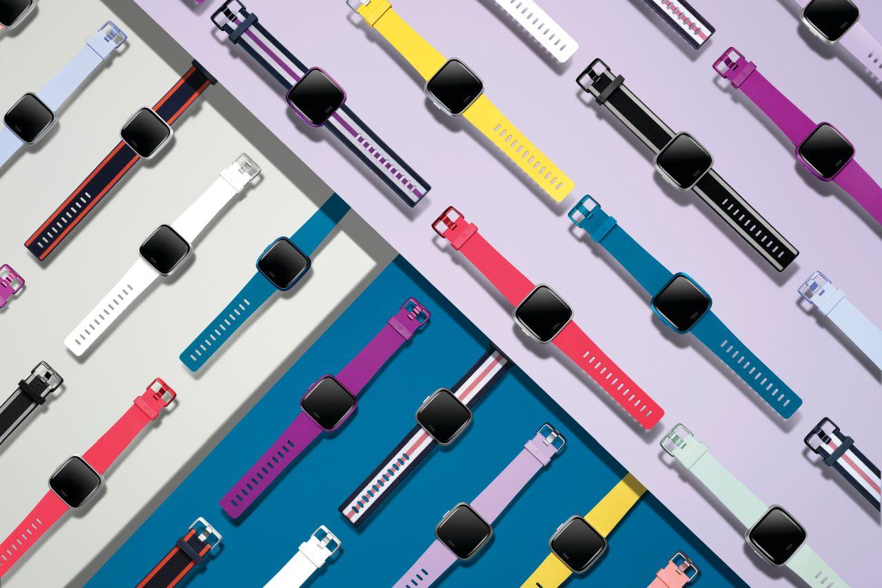 שעון Versa Lite (מקור Fitbit)