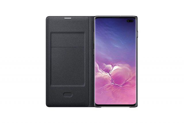 כיסוי Wallet ל-Galaxy S10 (תמונה: Samsung)
