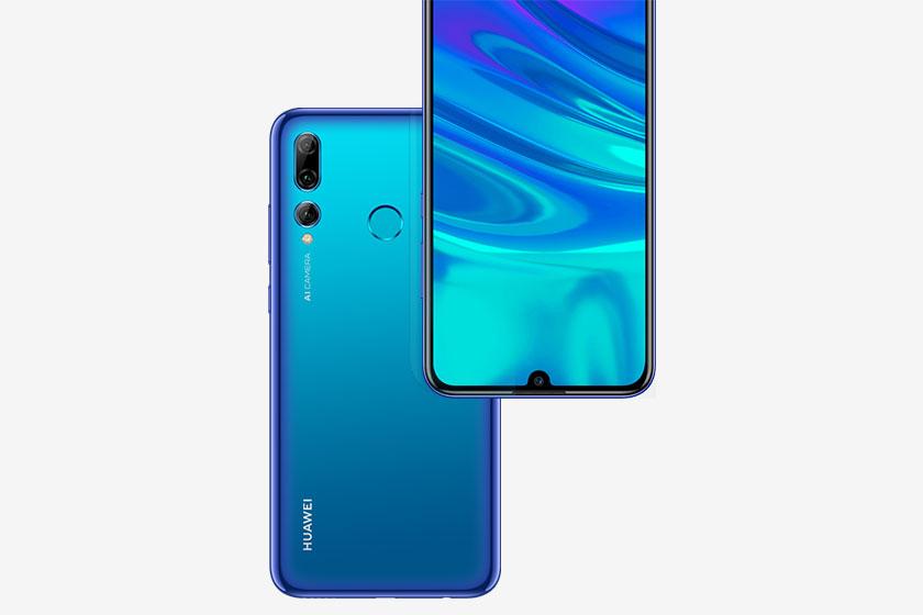 Huawei P Smart+ 2019 (תמונה: Huawei)