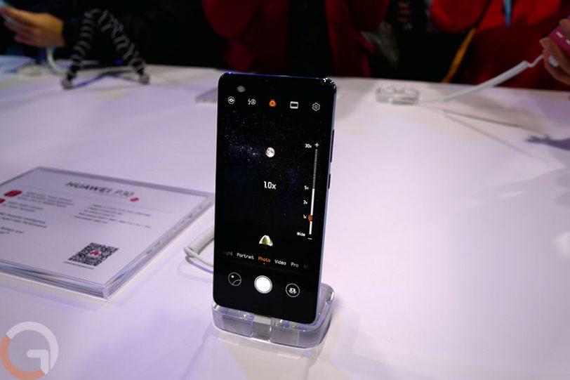 Huawei P30 (צילום: רונן מנדזיצקי, גאדג'טי)
