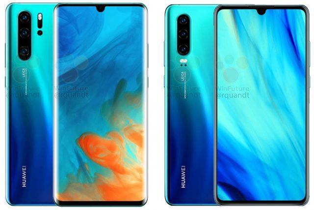 כל הפרטים אודות סדרת ה-HuaweiP30 נחשפים