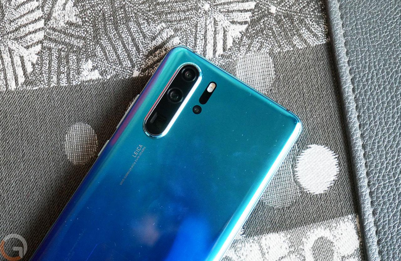 Huawei P30 Pro (צילום: רונן מנדזיצקי, גאדג'טי)