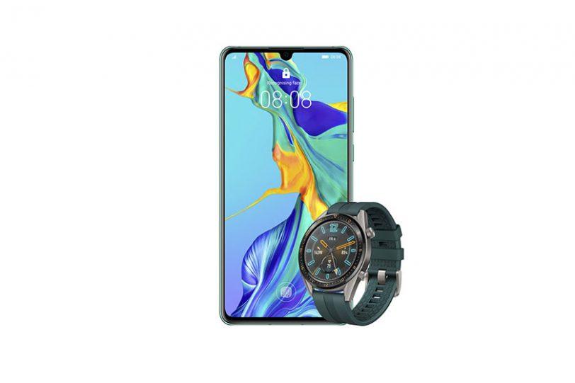 Huawei P30 (תמונה: Huawei)