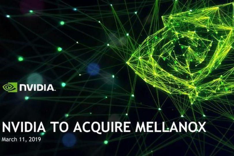 Achat de Melanox par Nvidia (Source Nvidia)