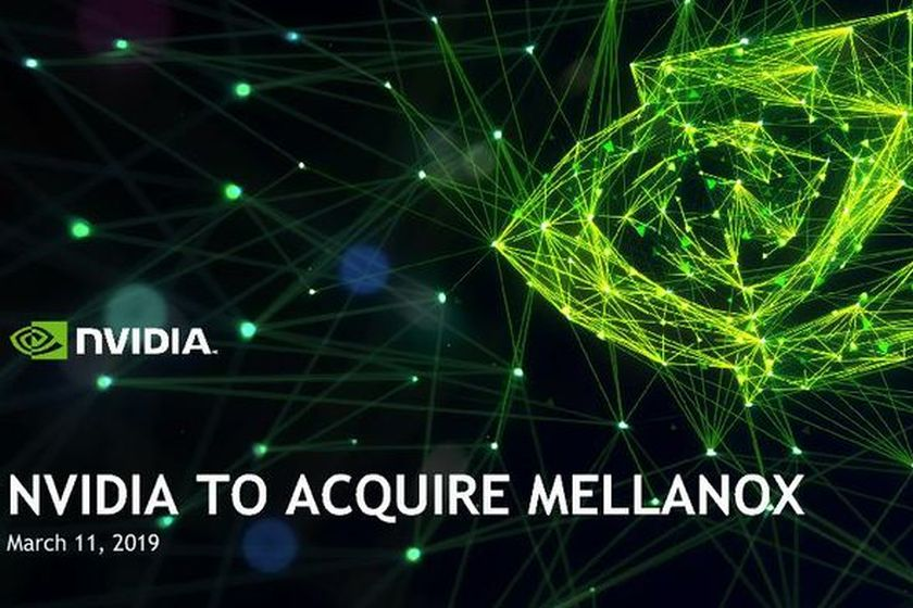 רכישת מלאנוקס על ידי נווידיה (מקור נווידיה)