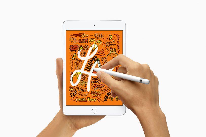 iPad Mini 2019 (תמונה באדיבות Apple)