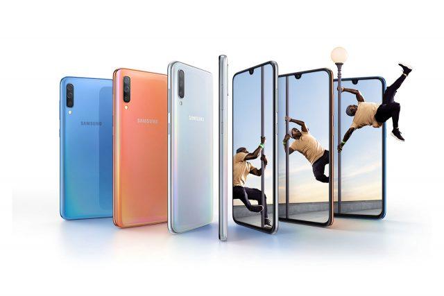 סמסונג משיקה את ה-Galaxy A70 בישראלבמחיר 1699 שקלים