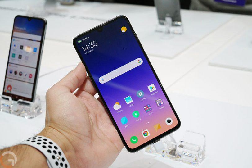 Xiaomi Mi 9 (צילום: אוהד צדוק, גאדג'טי)