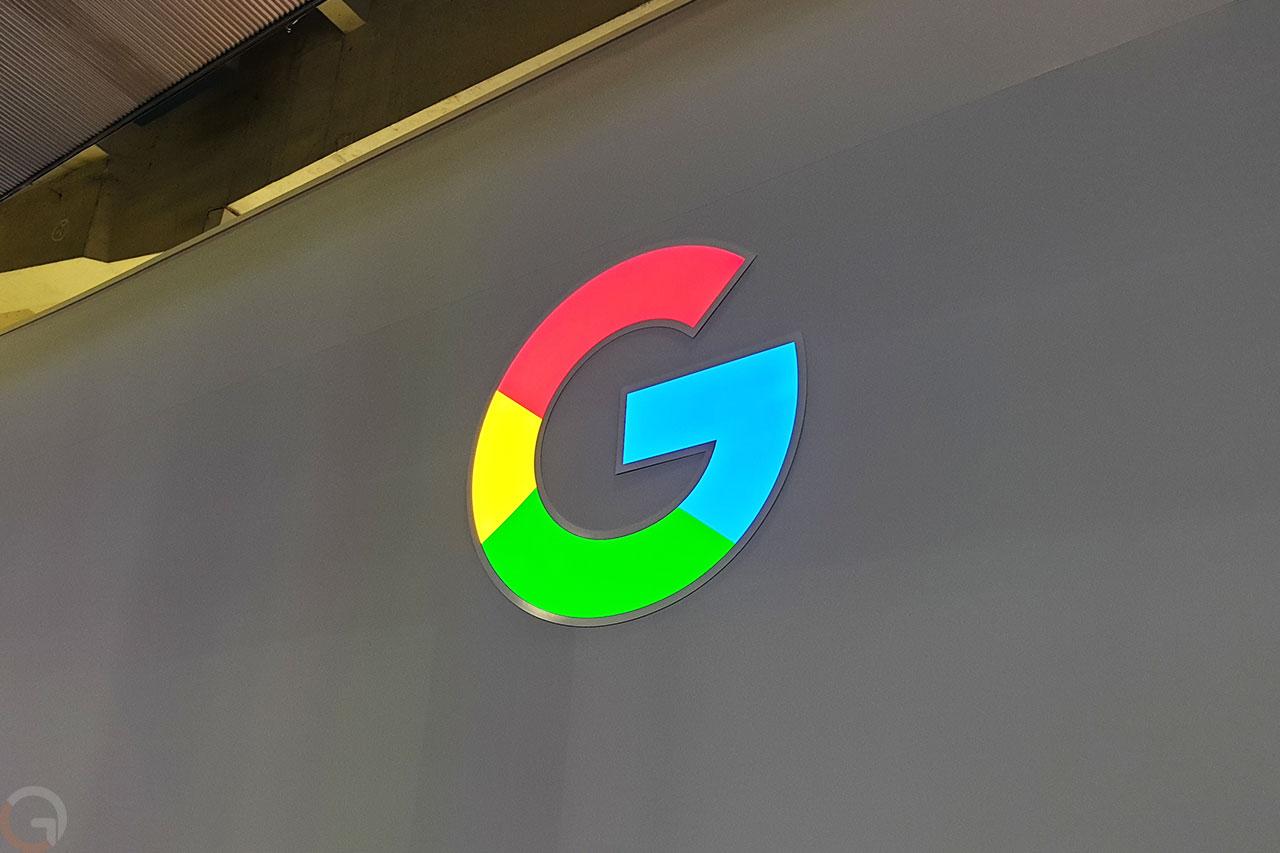 לוגו גוגל (צילום: רונן מנדזיצקי, גאדג'טי)